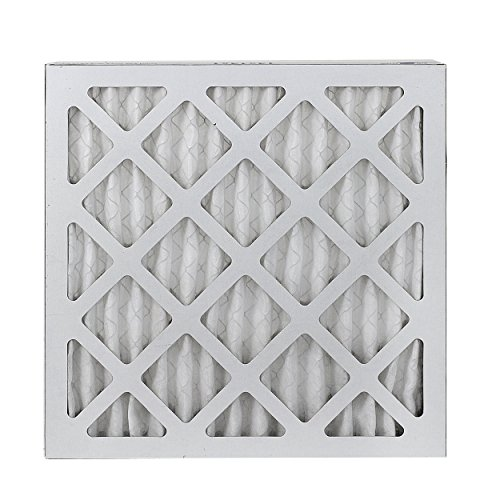 AFB Silver MERV 8 14x14x1 Pleated AC Furnace Air Filter. Pack of 6 Filters. 100% produced in the USA. by FilterBuy (Image #2)