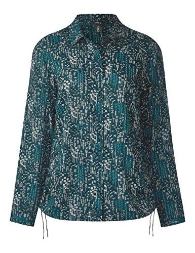 31023 Green Blouse Cecil Femme Vert Emerald w4CxO0q