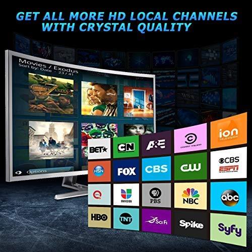 Buy television antennas for digital tv 150 miles