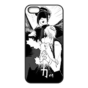 IPhone 5,5S Case, Durarara NOW KISS Case for IPhone 5,5S {Black}BY autodiy