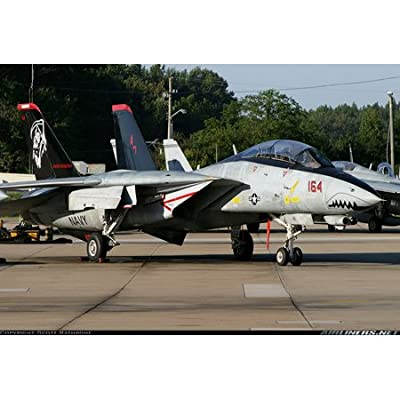 Revell 04049 1:144 Scale F14D Super Tomcat: Toys & Games