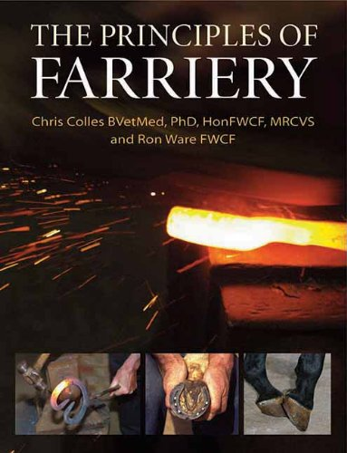 Principles of Farriery by Brand: J. A. Allen