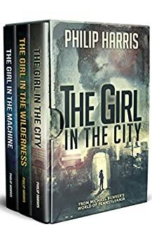The Leah King Trilogy by [Harris, Philip]