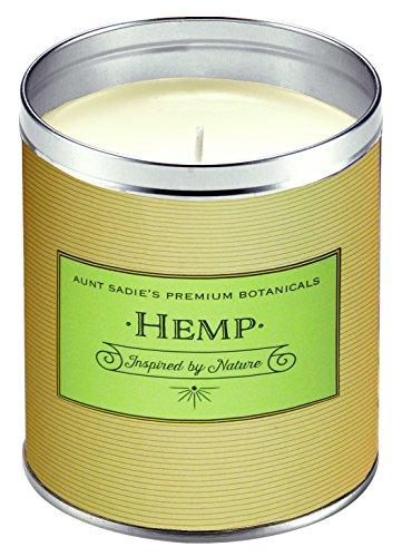 Aunt Sadies Candles APO004 Apothecary, Hemp, 12.5 Oz