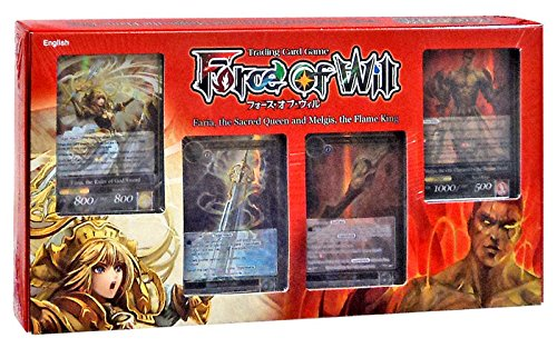 Force of Will Faria & Melgis Duel Decks