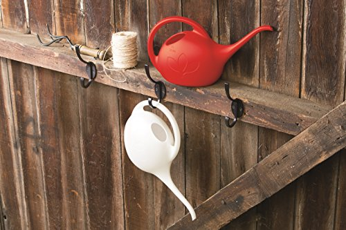 Novelty Indoor Watering Can, 1/2 Gallon, Pearl