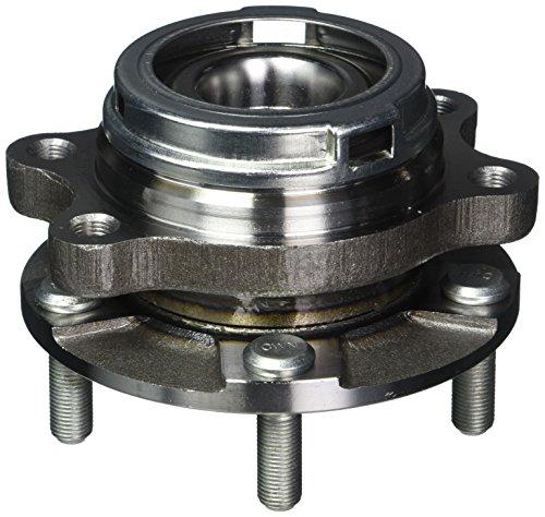 WJB WA513306 - Front Left Wheel Hub Bearing Assembly - Cross Reference: Timken HA590372 / Moog 513306 / SKF BR930753