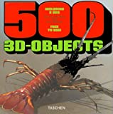 500 3D-Objects, Wenzel Spingler and Julius Wiedemann, 3822816213