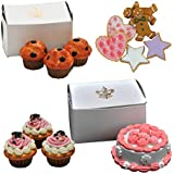 The Queen's Treasures American Bakery Collection Party Set Includes Cookies, Cupcakes, Muffins, and a Party Cake. Food Accessories Sized to Fit 18 Inch Girl Dolls.