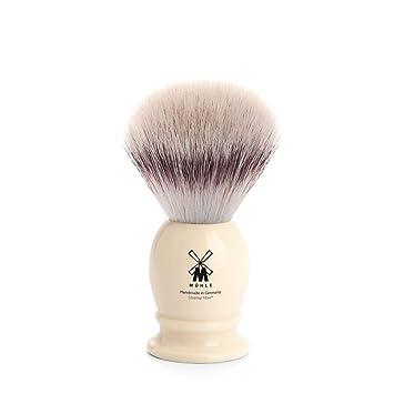 Amazon com : MUEHLE Shaving Brush with Fiber, Handle Material High