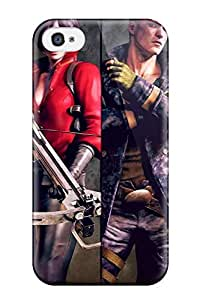 Brenda Baldwin Burton's Shop Hot Ideal Case Cover For Iphone 4/4s(resident Evil), Protective Stylish Case