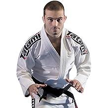 Tatami Fightwear Estilo 6.0 Premium BJJ Gi - White/Black