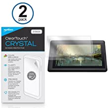 Wacom Cintiq 13HD Touch DTH-1300 Screen Protector, BoxWave® [ClearTouch Crystal (2-Pack)] HD Film Skin - Shields From Scratches for Wacom Cintiq 13HD Touch DTH-1300, 13HD DTK-1300 | Cintiq Companion 2 DTH-W1310
