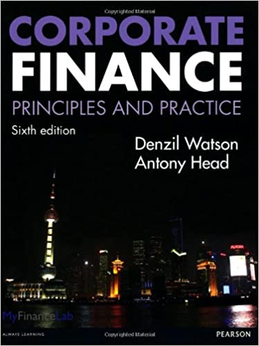 Corporate finance principles and practice amazon denzil corporate finance principles and practice amazon denzil watson antony head 8601405552365 books fandeluxe Images