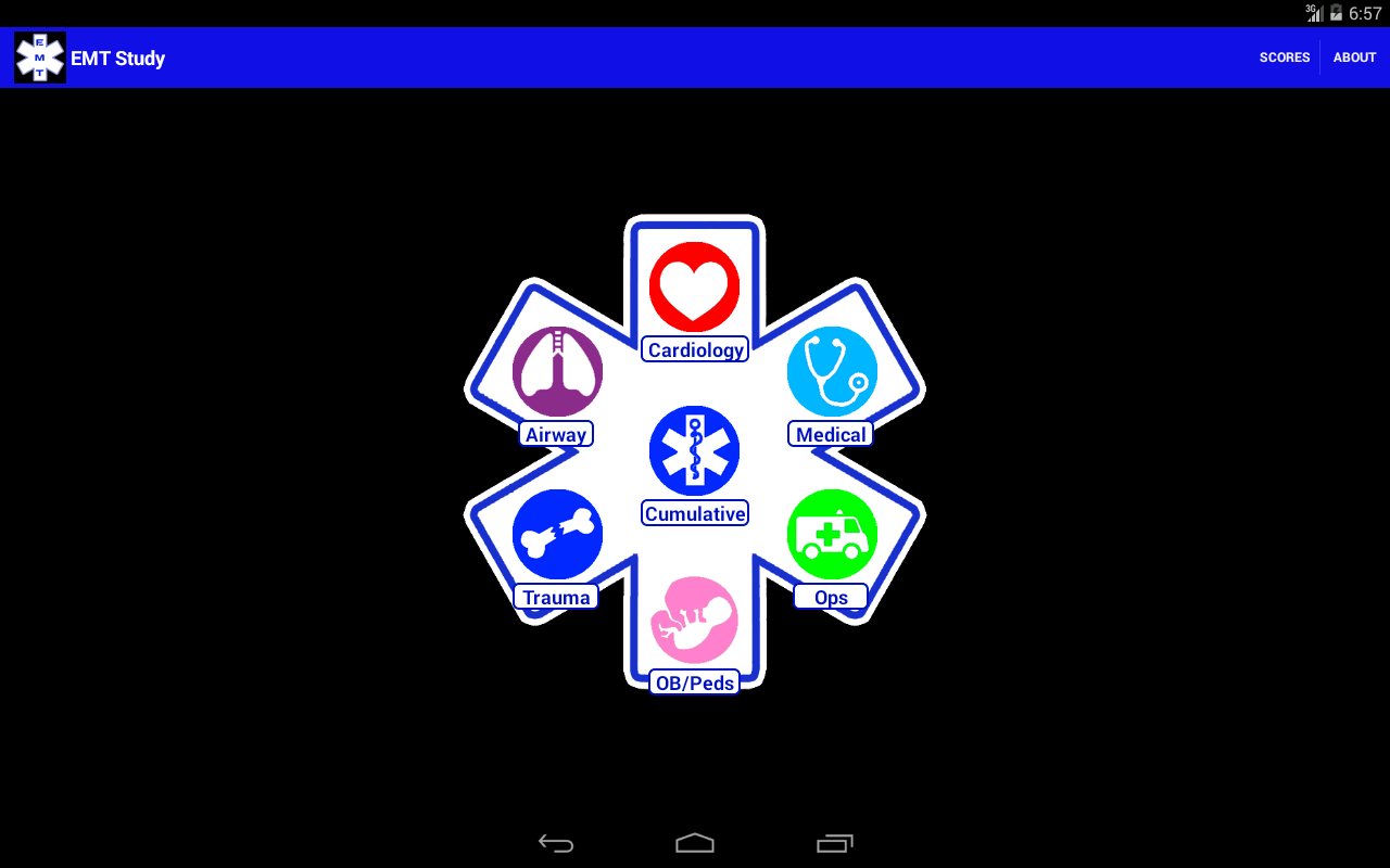Amazon EMT Study Appstore For Android