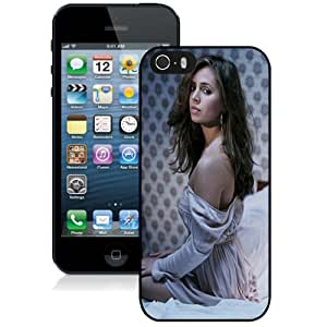 Fashion DIY Custom Designed iPhone 5s Generation Phone Case For Eliza Dushku Phone Case Cover