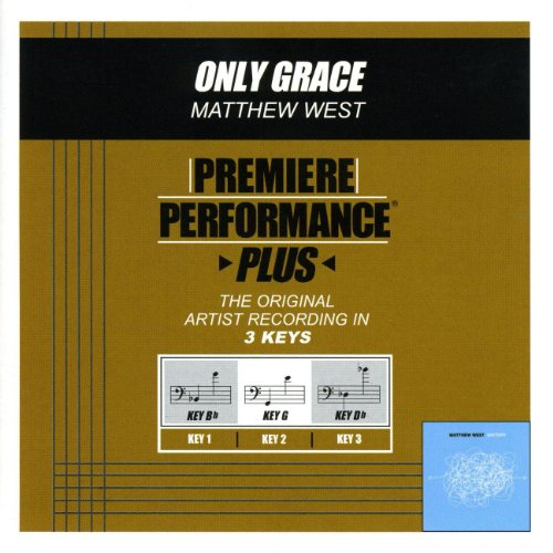 Only Grace (Performance Tracks...