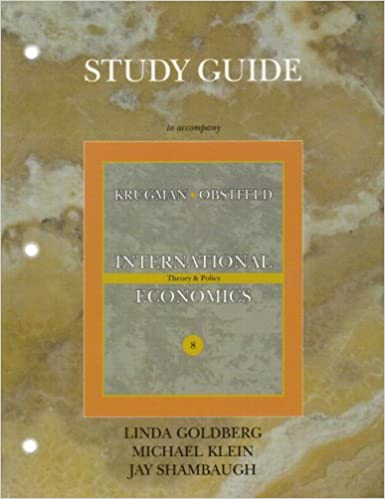 Study guide for international economics theory and policy for study guide for international economics theory and policy for international economics 8th edition by paul r krugman fandeluxe Choice Image