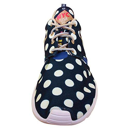 Amazon.com: Nike Men\u0026#39;s Roshe Run NM City QS USA, NYC-MIDNIGHT NAVY/CLASSIC STONE/LIGHT ASH GREY, 10.5 M US: Shoes