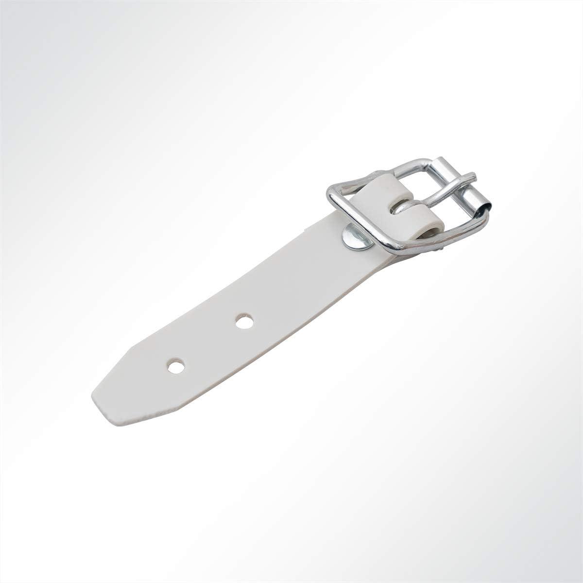 Lysel Schnallkappe Riemen Rollschnalle Für Anhänger Planen Grau Küche Haushalt