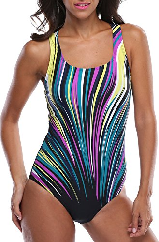 Charmleaks Women One piece Swimsuits Fashion Style Swimsuits For Wonen Beach Wear 18-XXXL