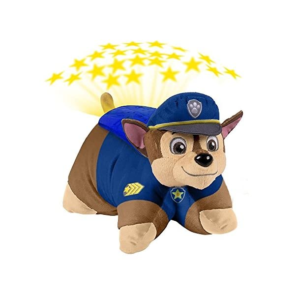 Nickelodeon Paw Patrol Pillow Pets Dream Lites Chase Stuffed