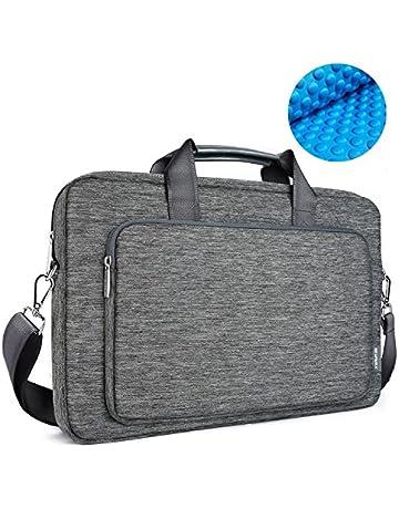 7fee075ad8ff2 WIWU 17 inch Segeltuch Aktentasche Laptop Tasche Beutel