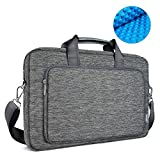 Best Messenger Bag With Straps - OneOdio 15.4 Inch Briefcase Messenger Bag with Handle Review