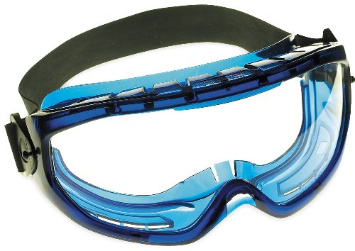 Jackson Clear Chemical Splash/Impact Resistant Goggles, - Goggle Outlet