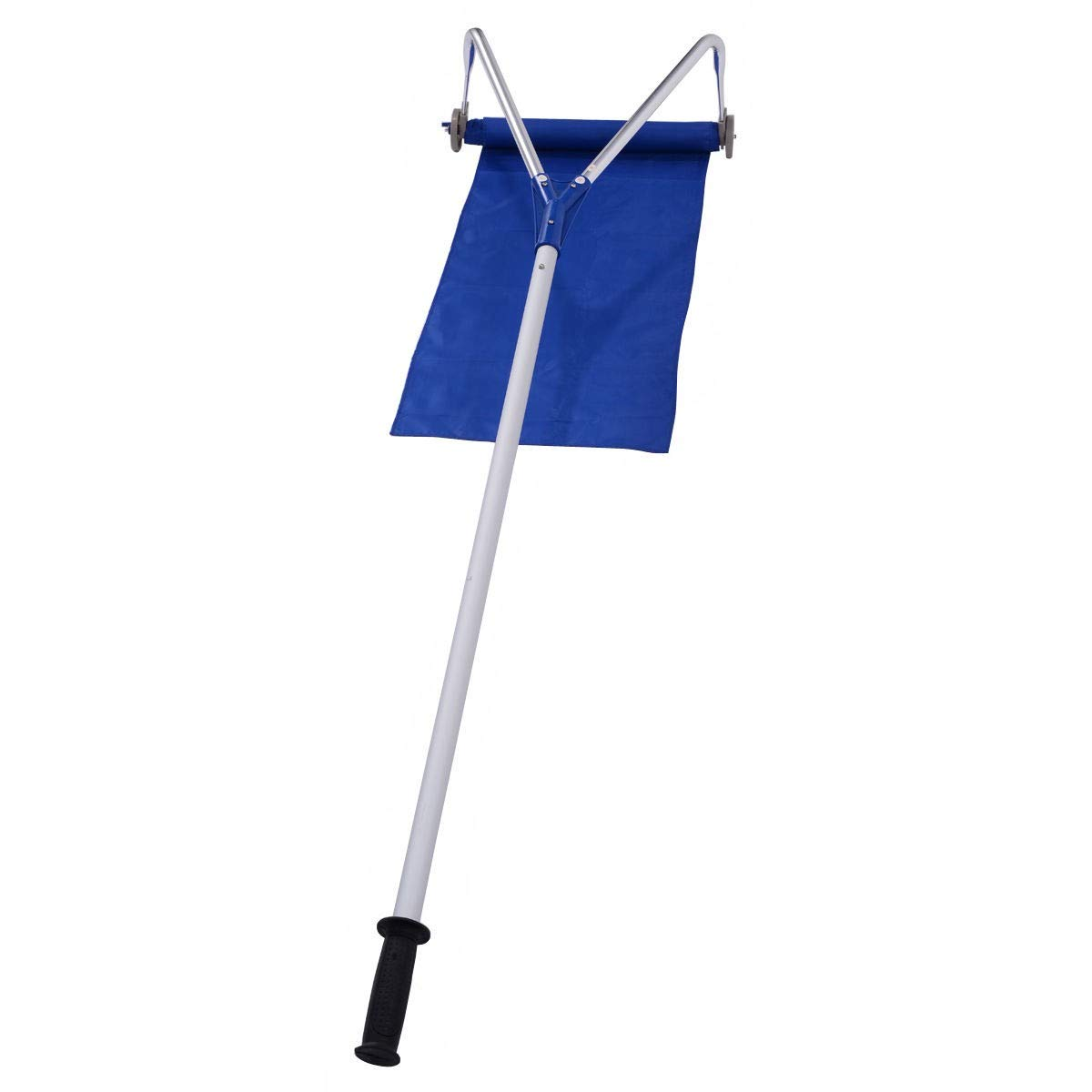 20 ft Lightweight Roof Rake Snow Removal Tool by Apontus