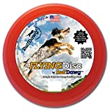 Ruff Dawg Flying Disc Retrieving Toy Assorted Colors