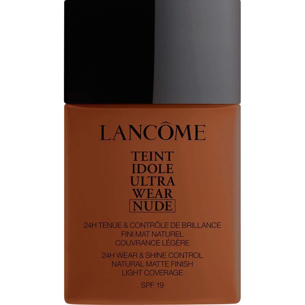 [Lancme ] ランコムTeintのIdole超摩耗ヌード財団Spf19の40ミリリットル13.3 - サンタル - Lancome Teint Idole Ultra Wear Nude Foundation SPF19 40ml 13.3 - Santal [並行輸入品] B07S953PZ3