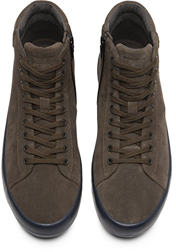 Camper Mens Andratx K300143 Fashion Sneaker Marrone