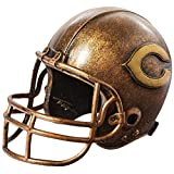 Wild Sports TWHN-NFL105 NFL Chicago Bears Desktop Helmet Statue