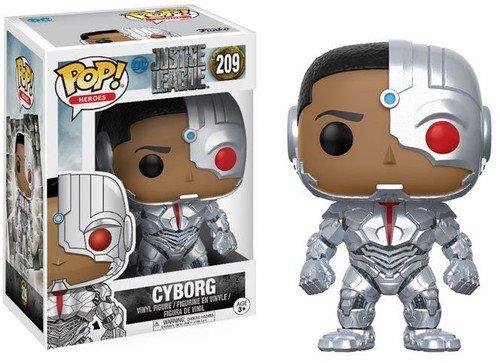 Funko Pop! La Liga de la justicia - Cyborg