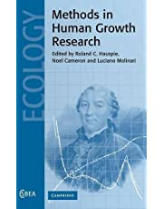 Methods in Human Growth Research