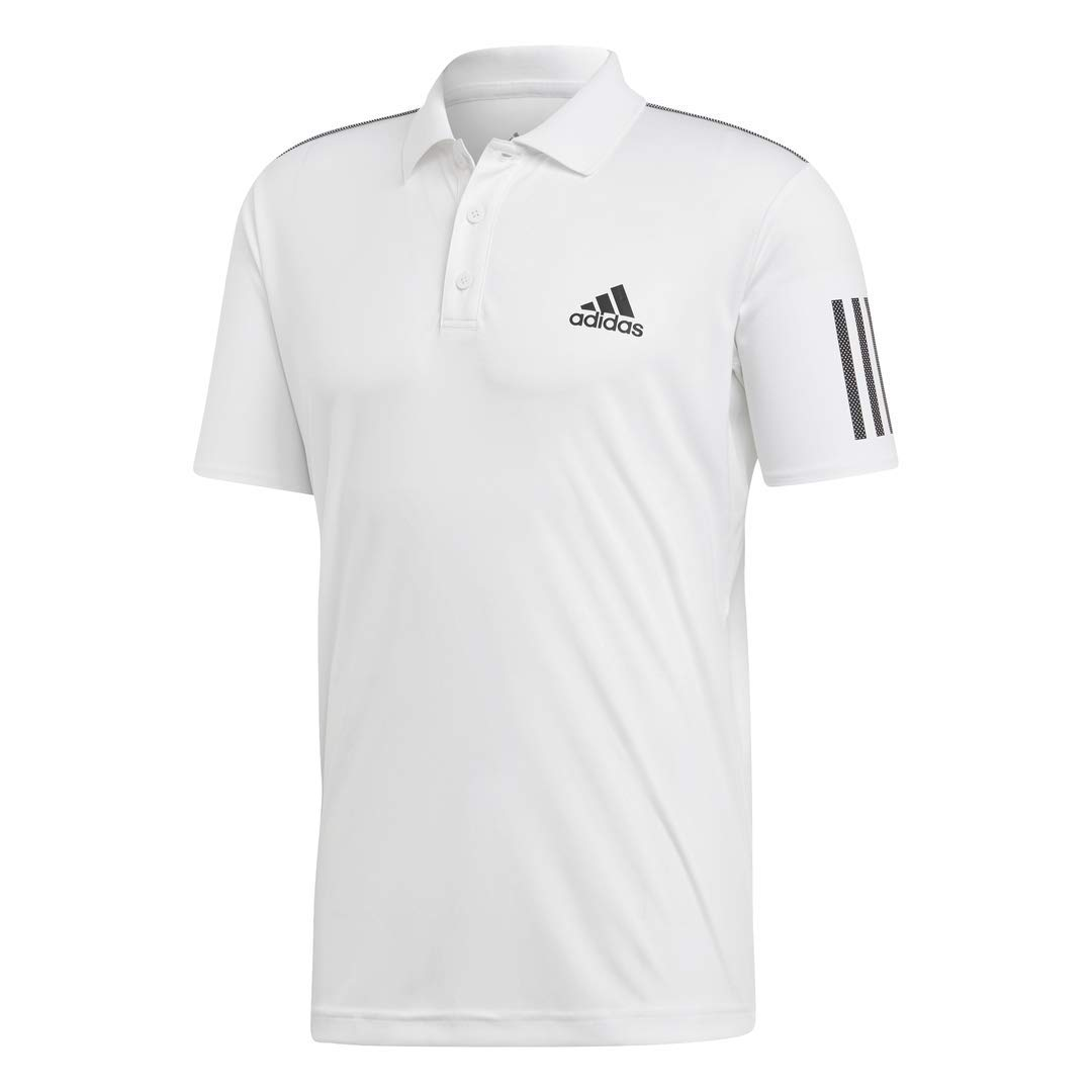adidas Men's Club 3-Stripes Tennis Polo