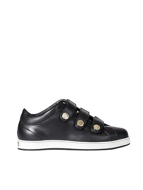 Jimmy Choo - Zapatillas para mujer negro negro IT - Marke Größe, color negro, talla 38 IT - Marke Größe 38: Amazon.es: Zapatos y complementos