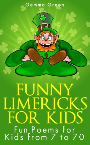 Funny Limericks for Kids: Fun Poems for Kids from 7 to 70