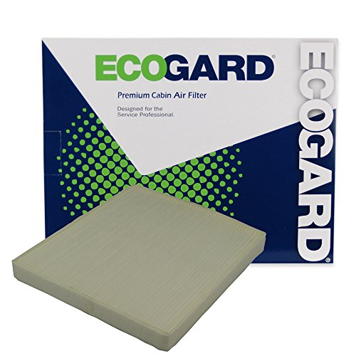 ECOGARD XC45508 Premium Cabin Air Filter Fits Volvo XC90, S60, V70, S80, XC70, (Volvo Air Conditioning)