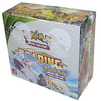 Pokemon X & Y Roaring Skies Booster Box (Pokemon USA): Toys & Games