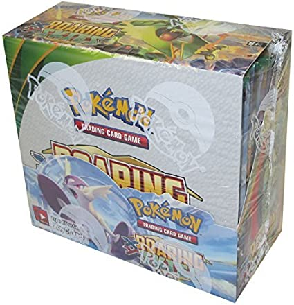 4 x Pokemon XY Roaring Skies Booster Packs 10 Cards//pack Factory Sealed