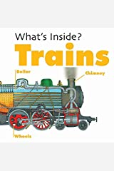 Trains (What's Inside?) Library Binding
