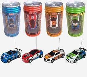 actopus coke can mini micro rc cars radio. Black Bedroom Furniture Sets. Home Design Ideas