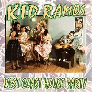 West coast house party by kid ramos 2000 audio cd for 2000 s house music