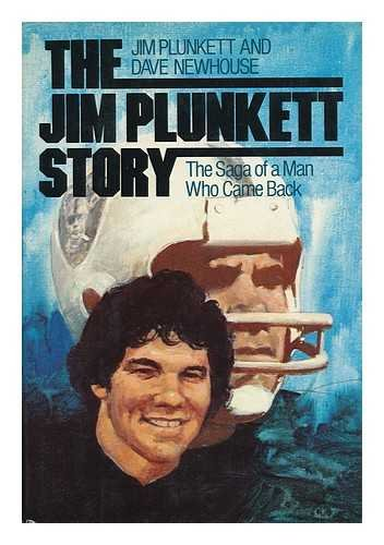The Jim Plunkett Story: The Saga of a Man Who Came Back Came Back Dvd