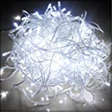 10M 100 LED Waterproof Christmas Party String Light Fairy For Xmas Wedding