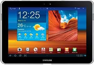 Samsung Galaxy Tab 10.1N (P7501) Tablet (25,7 cm (10,1 pulgadas) con pantalla táctil, 3G, WiFi, memoria de 16 GB) de color blanco puro [importado de Alemania]