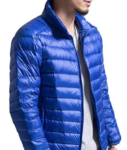 Puffer Acqua Outwear Ripiegabile Repellente 1 Eku Mens Piumino xw6f1nq