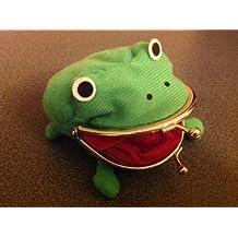 Naruto Frog Plush Coin Purse Wallet